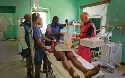 Erneuter Entwicklungshilfeeinsatz in Tansania