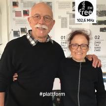 Radiointerview bei free FM