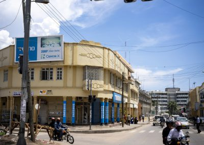 Mwanza Stadt