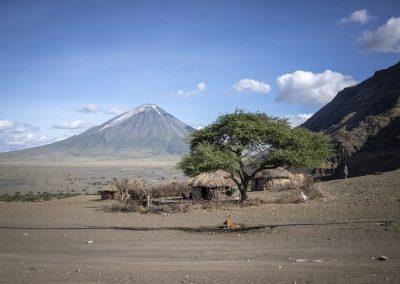Ol Doinyo Lengai (Vulkan)